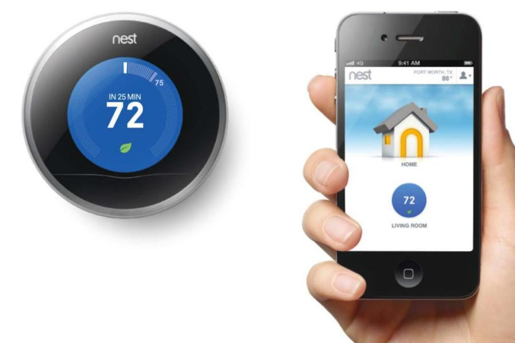 nest thermostat intelligent