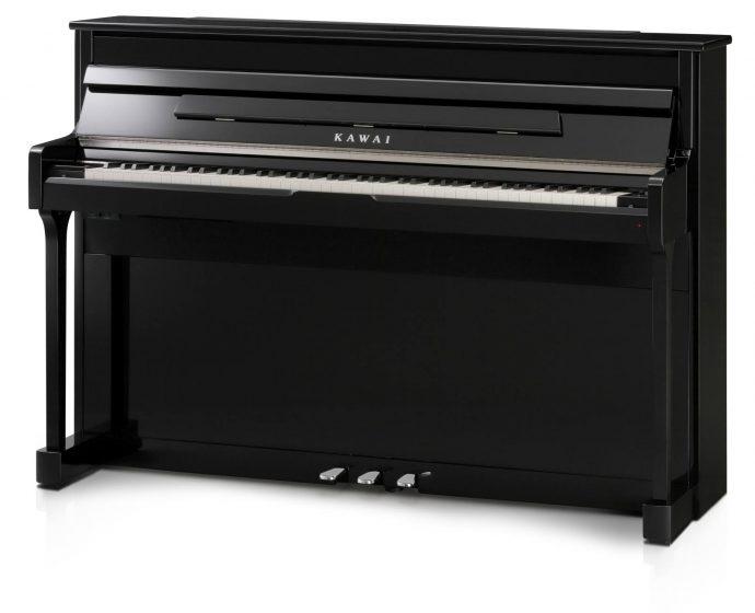 PIANO NUMERIQUE KAWAI CS11 NOIR LAQUE