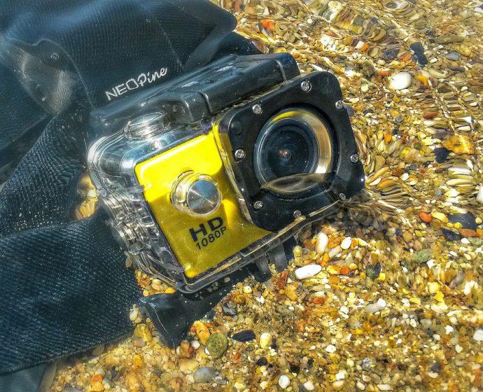 cadeau noel caméra waterproof