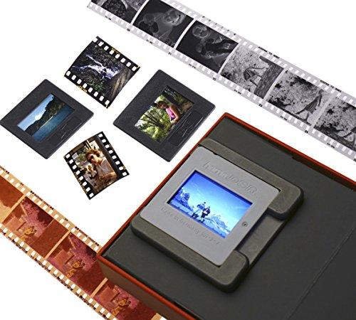 scanner diapositives profondeur couleur