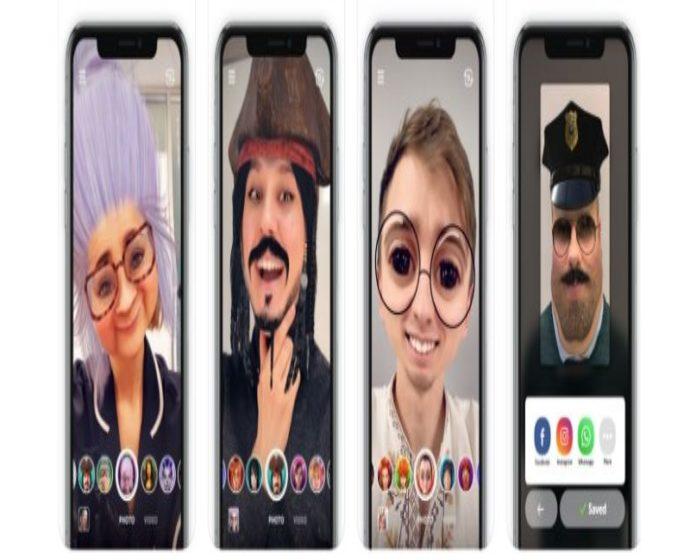 filtre de réalité augmentée