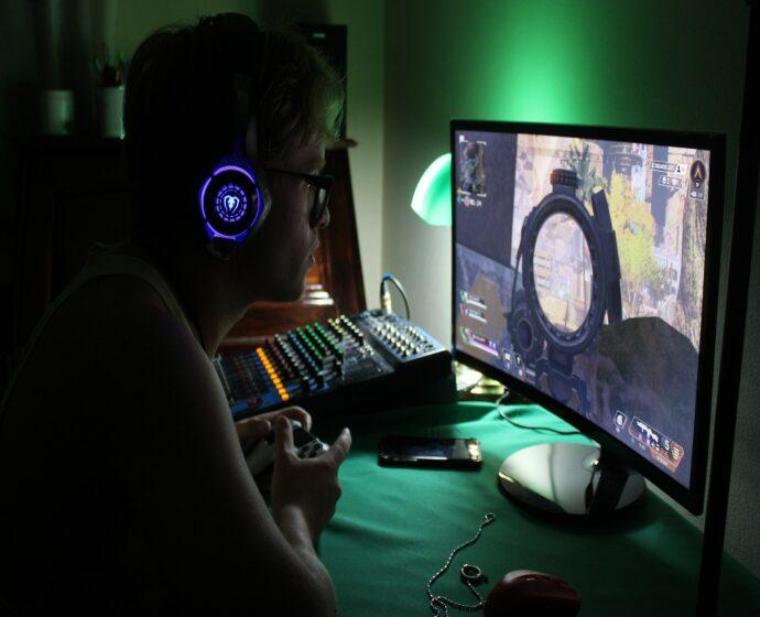 bureau gaming plus spacieux