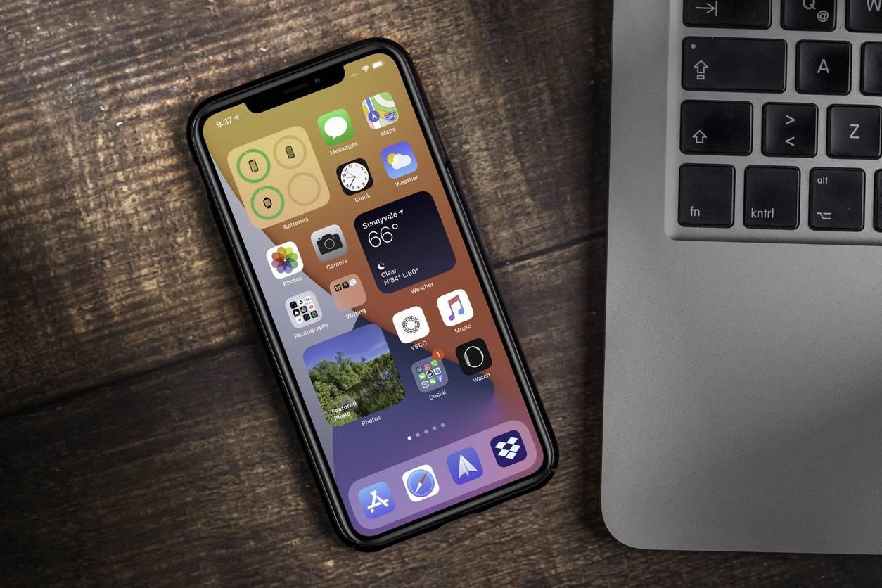 Coque smartphone  iphone